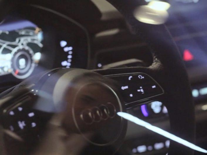 Audi A4 Presentation Event